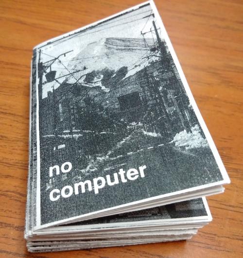 NO COMPUTER #10